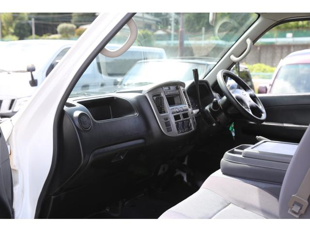 ロングDX ガソリン 5速AT 両側スライドドア 平床 プライバシーガラス サイドウィンドウ・バックドア(63枚目)