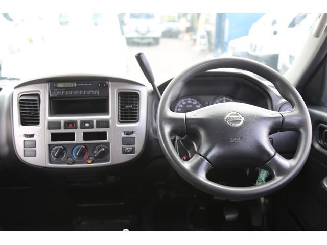 ロングDX ガソリン 5速AT 両側スライドドア 平床 プライバシーガラス サイドウィンドウ・バックドア(68枚目)