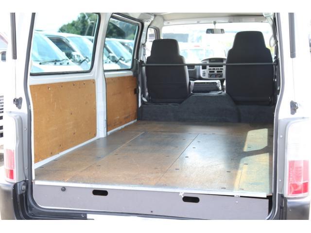 ロングDX ガソリン 5速AT 両側スライドドア 平床 プライバシーガラス サイドウィンドウ・バックドア(79枚目)
