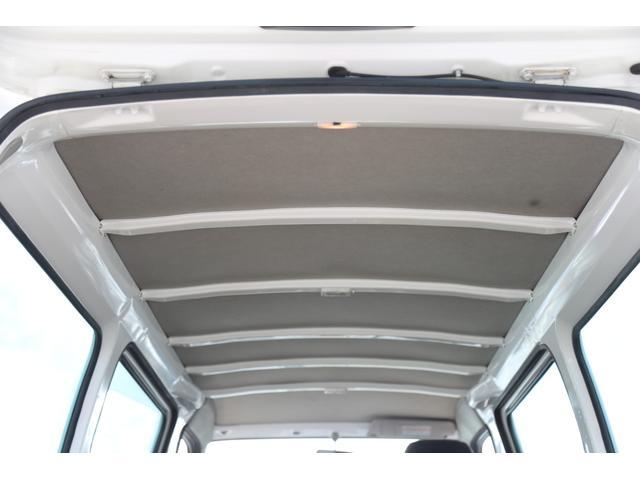ロングDX ガソリン 5速AT 両側スライドドア 平床 プライバシーガラス サイドウィンドウ・バックドア(80枚目)