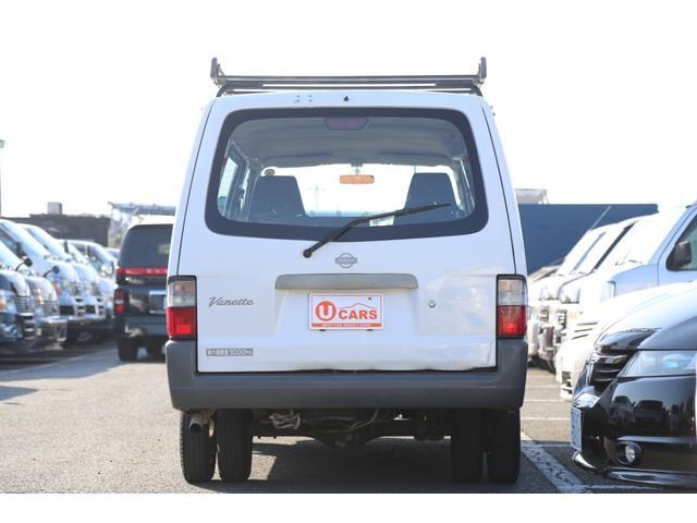 DX ガソリン/両側スライドドア/5速マニュアル/ルーフキャリア(3枚目)