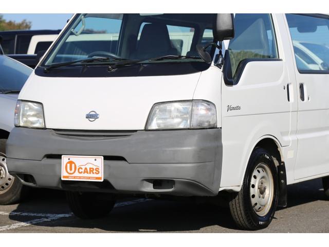DX ガソリン/両側スライドドア/5速マニュアル/ルーフキャリア(7枚目)