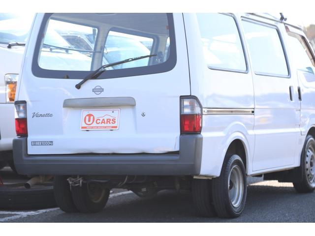 DX ガソリン/両側スライドドア/5速マニュアル/ルーフキャリア(8枚目)
