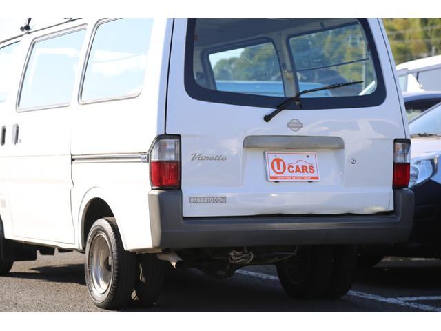 DX ガソリン/両側スライドドア/5速マニュアル/ルーフキャリア(9枚目)