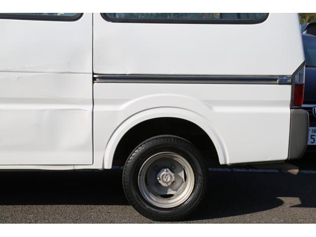 DX ガソリン/両側スライドドア/5速マニュアル/ルーフキャリア(24枚目)