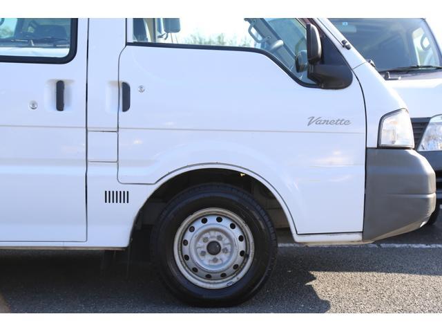 DX ガソリン/両側スライドドア/5速マニュアル/ルーフキャリア(25枚目)