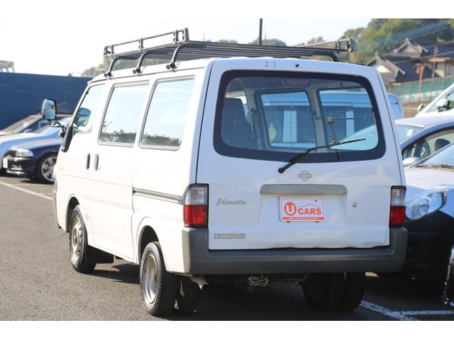 DX ガソリン/両側スライドドア/5速マニュアル/ルーフキャリア(45枚目)