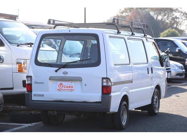 DX ガソリン/両側スライドドア/5速マニュアル/ルーフキャリア(55枚目)