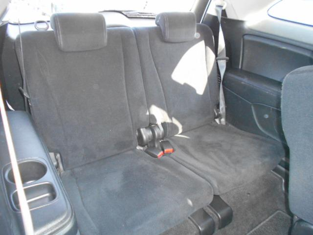 ホンダ ストリーム RSZ特別仕様限定車 HDDナビエディション