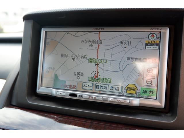 ホンダ エリシオン Xエアロパッケージ 両側電動ドア ナビTV Bカメラ 禁煙車