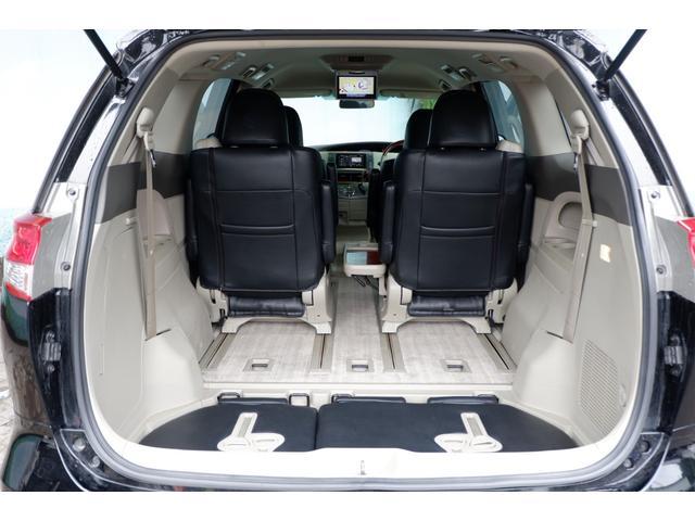 3.5アエラス Gエディション 4WD/中期型/3.5-V6/7人乗り/両側電動スライドドア/純正HDDナビ/DVDビデオ/フルセグTV/ミュージックサーバー/Bluetooth/ バックカメラ/純正フリップダウンモニター/禁煙車(19枚目)