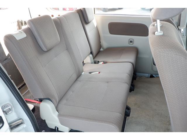 ウィズ車いす移動車 分割リアシート4WD 28年式/DA17W型/MADアルミホイール/MTタイヤ新品/スズキセーフティー衝突軽減ブレーキシステム装備(17枚目)