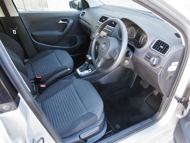 フォルクスワーゲン VW ポロ TSIコンフォートラインETCナビ1セグ禁煙記簿ディーラー車
