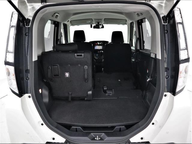 カスタムG S 衝突被害軽減システム 両側電動スライドドア 14インチアルミホイール フルセグ DVD再生 ミュージックプレイヤー接続可 LEDヘッドライト ワンオーナー スマートキー 盗難防止装置 ETC(16枚目)