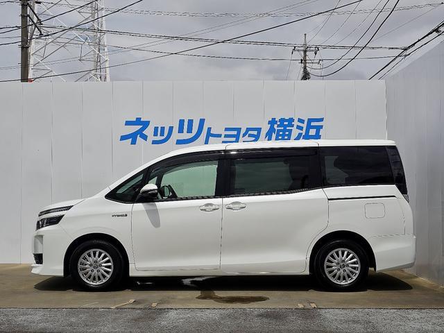 「トヨタ」「ヴォクシー」「ミニバン・ワンボックス」「神奈川県」の中古車8
