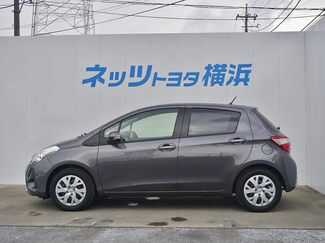 「トヨタ」「ヴィッツ」「コンパクトカー」「神奈川県」の中古車4