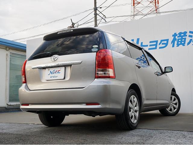 「トヨタ」「ウィッシュ」「ミニバン・ワンボックス」「神奈川県」の中古車8