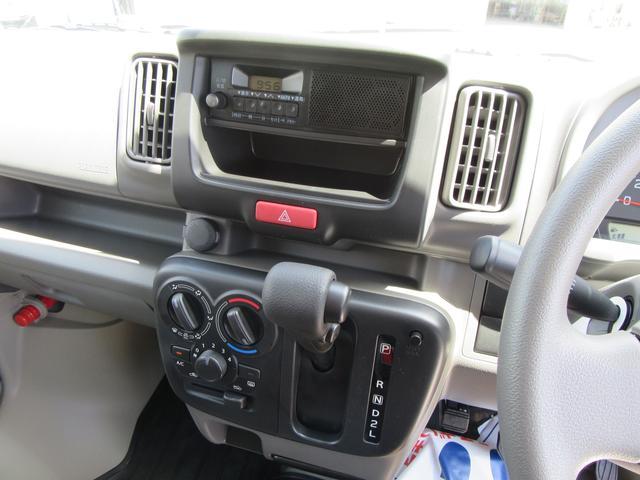 スズキ エブリイ PAリミテッド 4AT 4WD