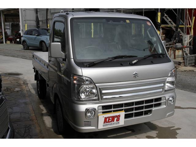 KX 3AT 届出済未使用車 マット付(3枚目)