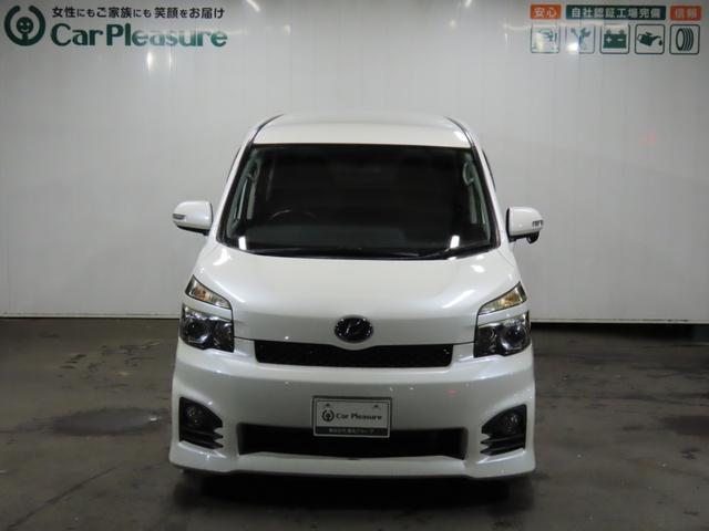 ZS /ワンオーナー車 パワースライドドア 社外ナビ 地デジ スマートキー HID パドルシフト(2枚目)
