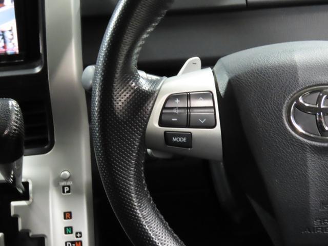 ZS /ワンオーナー車 パワースライドドア 社外ナビ 地デジ スマートキー HID パドルシフト(10枚目)