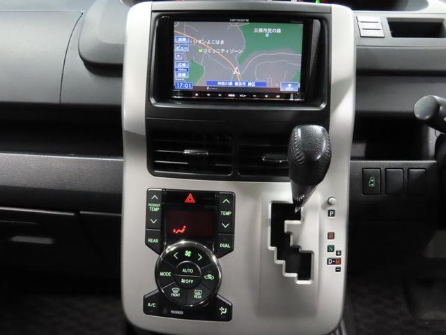 ZS /ワンオーナー車 パワースライドドア 社外ナビ 地デジ スマートキー HID パドルシフト(11枚目)