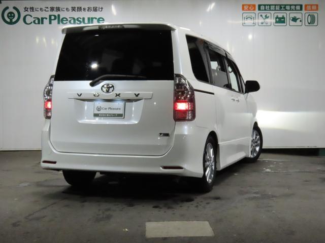 ZS /ワンオーナー車 パワースライドドア 社外ナビ 地デジ スマートキー HID パドルシフト(25枚目)