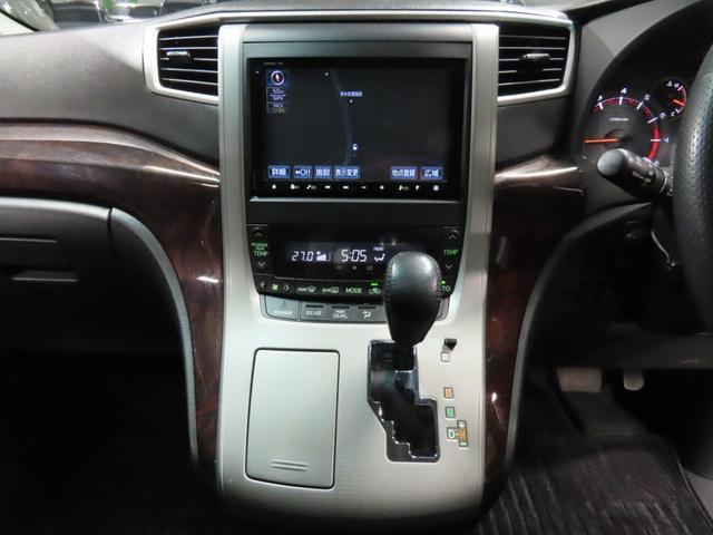 2.4Z ワンオーナー 4WD 関東使用車 ナビ ETC バックカメラ(13枚目)