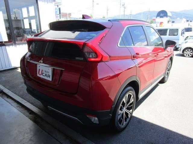 「三菱」「エクリプスクロス」「SUV・クロカン」「長野県」の中古車5