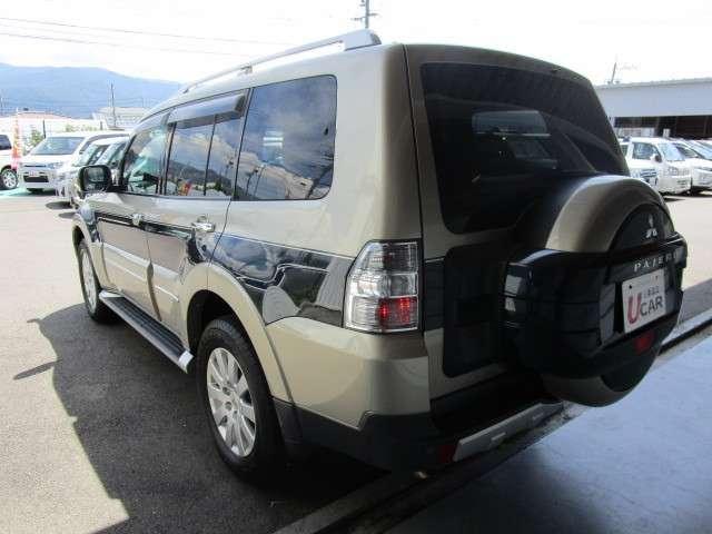 「三菱」「パジェロ」「SUV・クロカン」「長野県」の中古車4