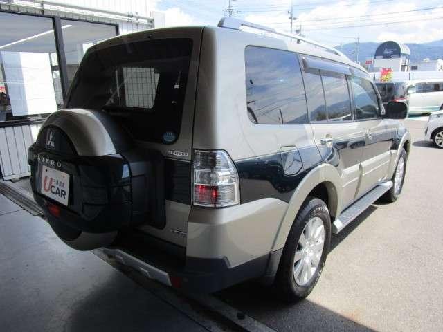 「三菱」「パジェロ」「SUV・クロカン」「長野県」の中古車5