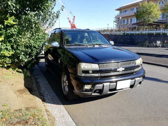 「シボレー」「シボレー トレイルブレイザー」「SUV・クロカン」「神奈川県」の中古車4