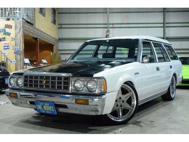 「トヨタ」「クラウンバン」「ステーションワゴン」「神奈川県」の中古車2