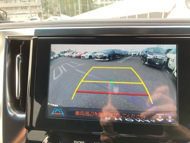 2.5S タイプゴールド 登録済未使用車 ディスプレイオーディオ コネクトナビ Bluetooth再生 後席モニター ETC2.0 衝突被害軽減ブレーキ インテリジェントクリアランスソナー スマートキー(5枚目)