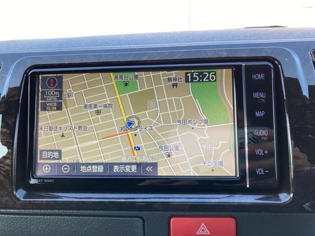 MRTタイプ2ダークフ 登録済未使用車 ベッドキット 純正メモリーナビ バックカメラ CD/DVD再生 Bluetooth再生 後席モニター ETC LEDヘッドランプ 衝突被害軽減ブレーキ スマートキー(5枚目)