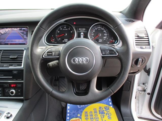「アウディ」「Q7」「SUV・クロカン」「神奈川県」の中古車9