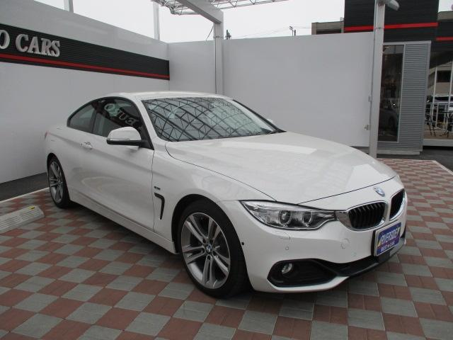 「BMW」「4シリーズ」「クーペ」「神奈川県」の中古車18