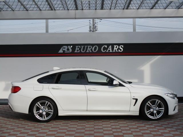 「BMW」「4シリーズ」「セダン」「神奈川県」の中古車5