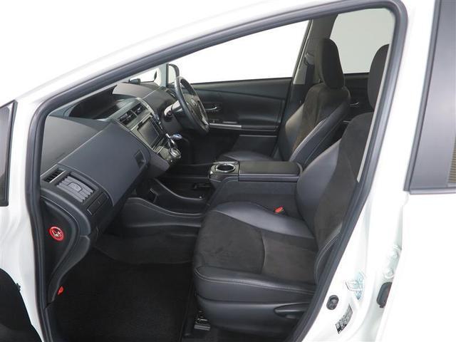 運転席、助手席も乗降しやすいです