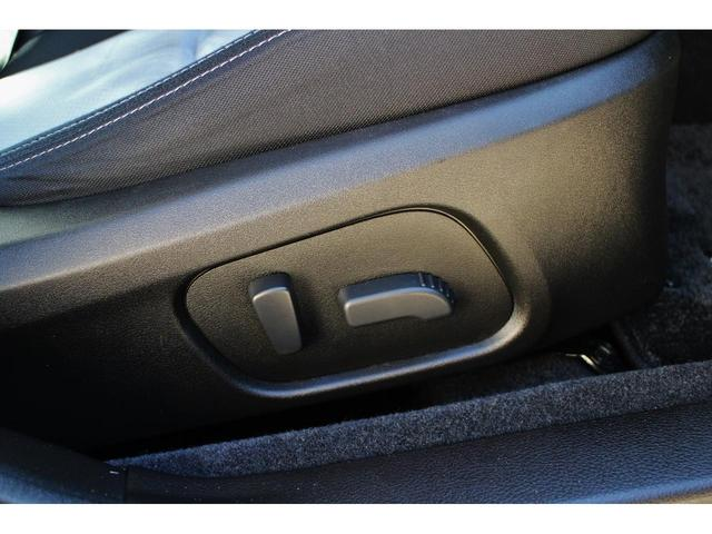 スバル インプレッサXVハイブリッド 2.0i-L アイサイト 8エアバック 1列目両席電動シート