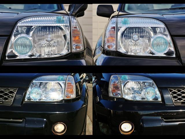 Xtt 新品タイヤ 社外16AW リフトUP スマートキー 運転席・助手席シートヒーター HIDヘッドライト ETC ハイパールーフレール フォグランプ 横滑り防止装置 盗難防止装置(8枚目)