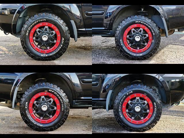 Xtt 新品タイヤ 社外16AW リフトUP スマートキー 運転席・助手席シートヒーター HIDヘッドライト ETC ハイパールーフレール フォグランプ 横滑り防止装置 盗難防止装置(9枚目)