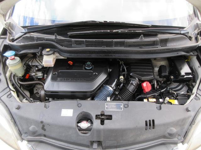 ホンダ エリシオン X 革シート サンルーフ 地デジ 両側電動スライド