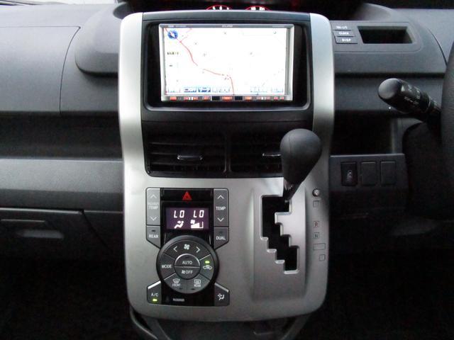 トヨタ ヴォクシー Z 社外HDDナビ フルセグ 左側パワスラ Bカメラ ETC