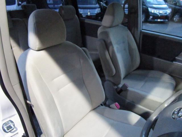 トヨタ ノア S Gエディション 純正HDDナビ ワンセグ 両側パワスラ