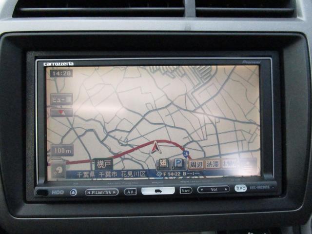 RSZ サンルーフ ドライブレコーダー HDDナビ フルセグ(10枚目)
