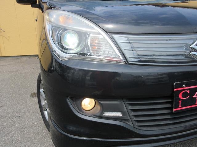 ブラック&ホワイト 社外メモリーナビ フルセグ 両側パワースライドドア スマートキー HIDヘッドライト 純正アルミ ETC 運転席シートヒーター(18枚目)
