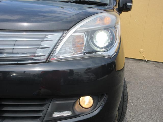 ブラック&ホワイト 社外メモリーナビ フルセグ 両側パワースライドドア スマートキー HIDヘッドライト 純正アルミ ETC 運転席シートヒーター(19枚目)