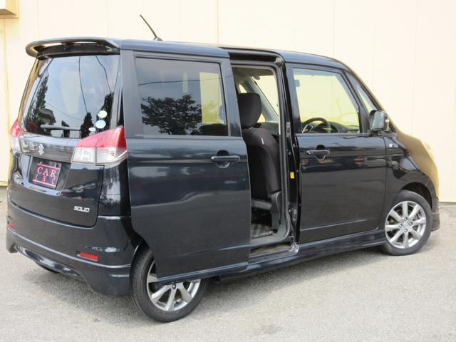 ブラック&ホワイト 社外メモリーナビ フルセグ 両側パワースライドドア スマートキー HIDヘッドライト 純正アルミ ETC 運転席シートヒーター(30枚目)