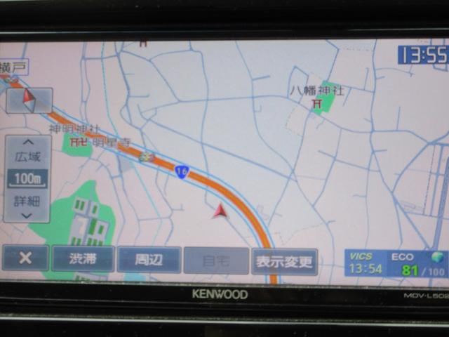 ハイウェイスター S-ハイブリッド 社外SDナビ フリップダウンモニター フルセグTV バックカメラ ETC 両側パワースライドドア クルーズコントロール インテリキー LEDヘッドライト(6枚目)